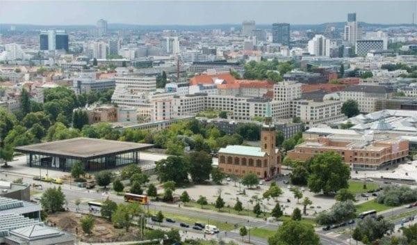 Bilderstrecke zu: Berliner Kulturforum: Wenn die Kunst im Boden
